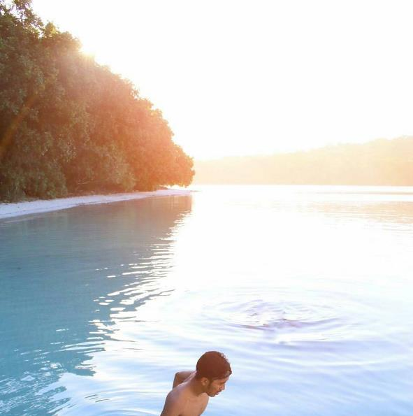 Trip Pantai Pulau Peucang Pandeglang Banten Panaitan Kab