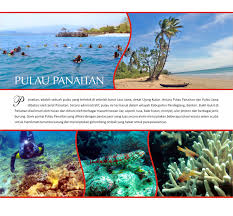Wisata Bahari Indonesia Pulau Panaitan Ujung Kulon Kabupaten Pandeglang Kab