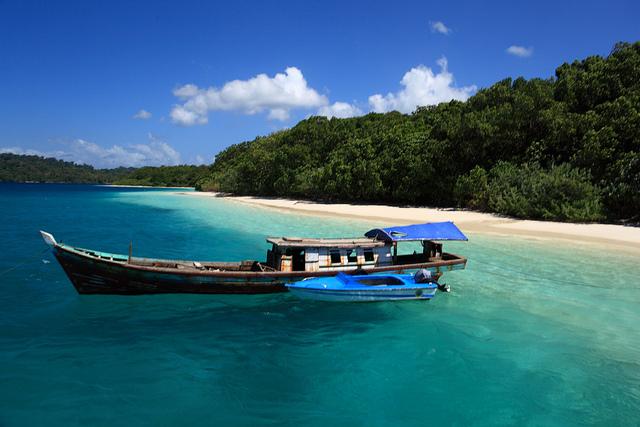 Wisata Indah Menakjubkan Pulau Peucang Banten Pesona Panaitan Kab Pandeglang
