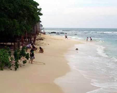Berlibur Pulau Umang Banten Akhir Pekan Tempat Wisata Island Beautiful