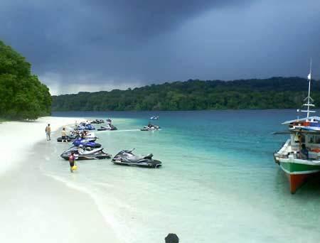 Berlibur Pulau Umang Banten Akhir Pekan Tempat Wisata Island Indonesia
