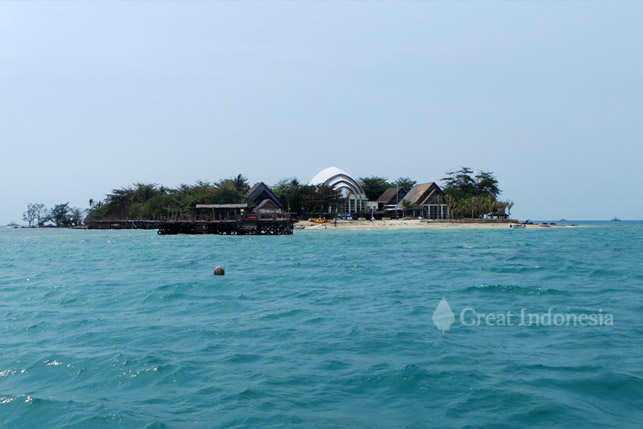 Great Indonesia Wisata Pulau Umang Kab Pandeglang
