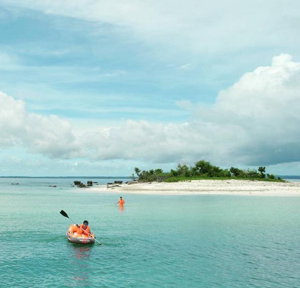 Jelajah 22 Tempat Wisata Alam Pandeglang Keren Abis Pulau Badul