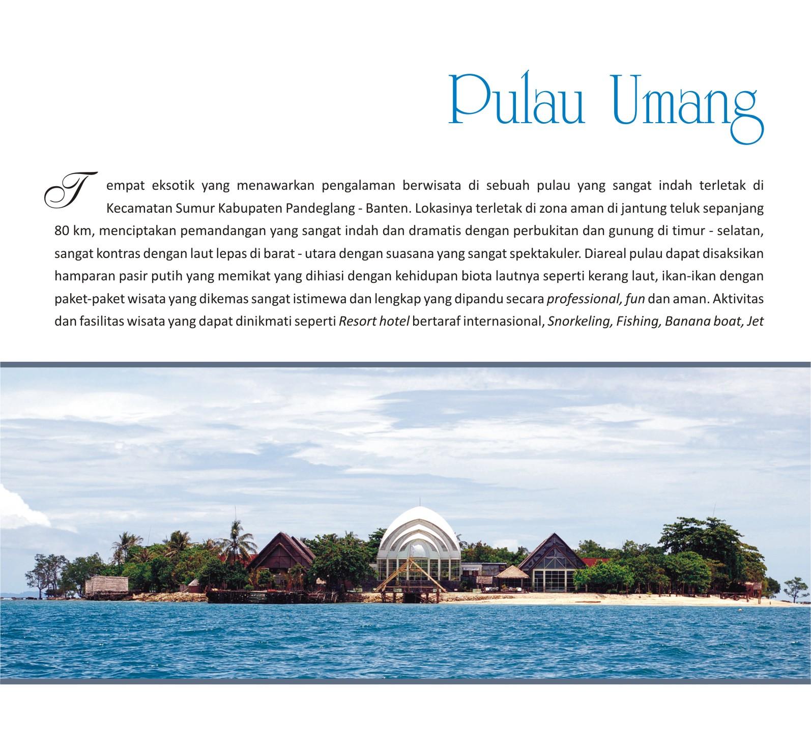 Pesona Wisata Pantai Pandeglang Kenali Daerah Cintai Negeri Pulau Umang