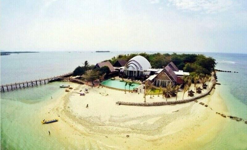 Pulau Tersembunyi Provinsi Banten Umang Katalog Tempat Kab Pandeglang