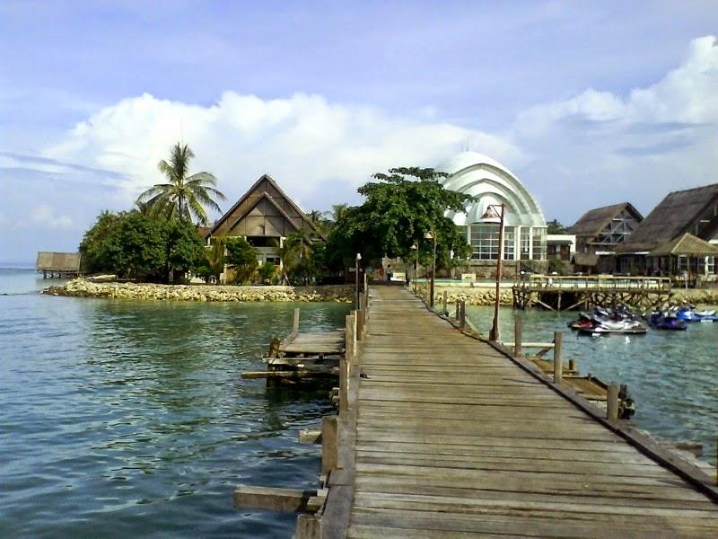 Pulau Umang Menawan Wisatawan Krakatau Radio Kab Pandeglang