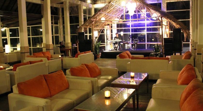 Pulau Umang Resort Pandeglang Booking Cek Info Hotel Ruang Tamu