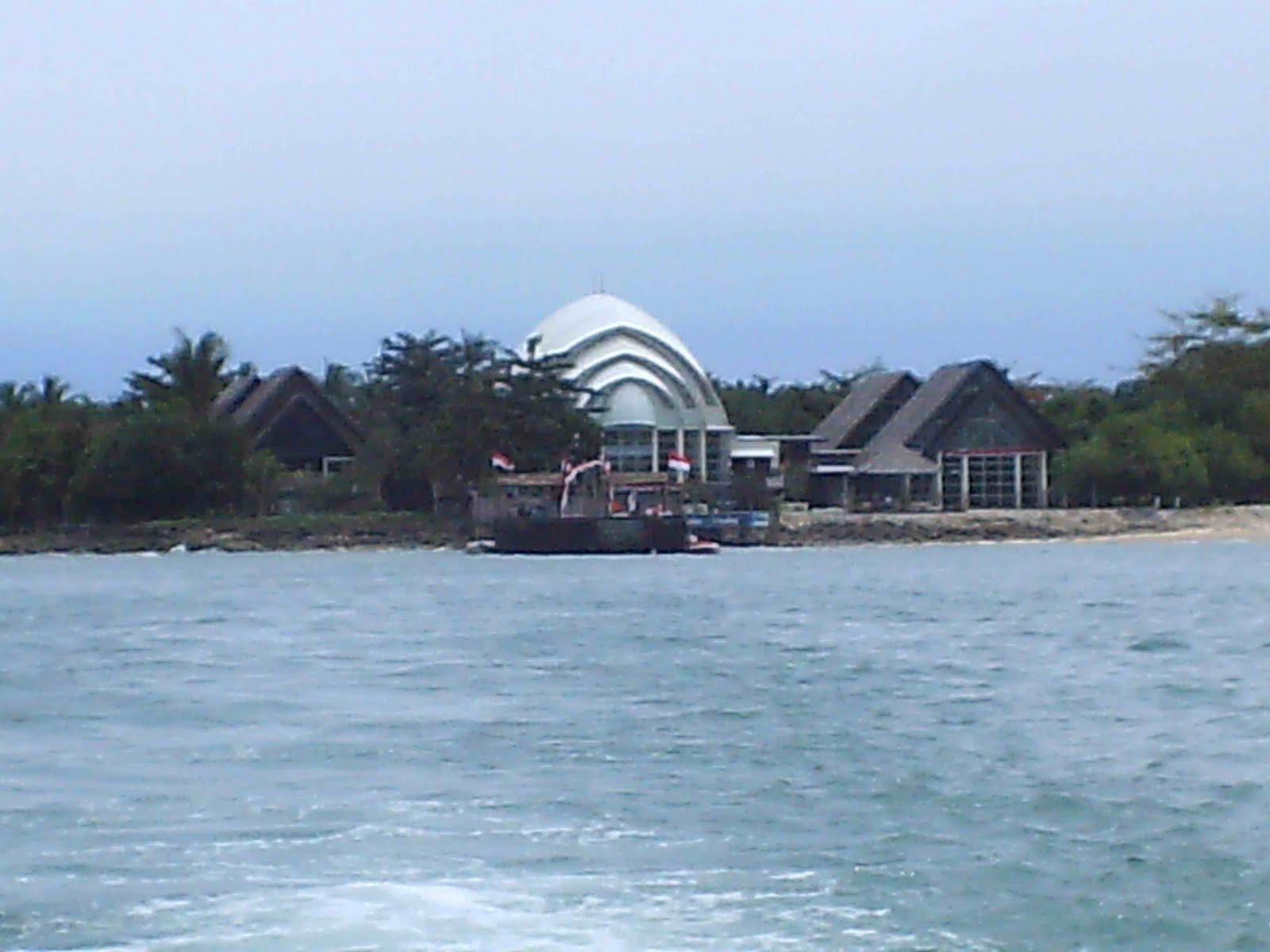 Statistik Banten Rapat Evaluasi Sp2010 Pulau Umang Awal Agustus 2010