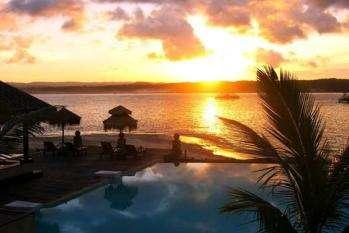Tidur Menghadap Sunset Sunrise Wisata Pulau Umang Banten Kab Pandeglang