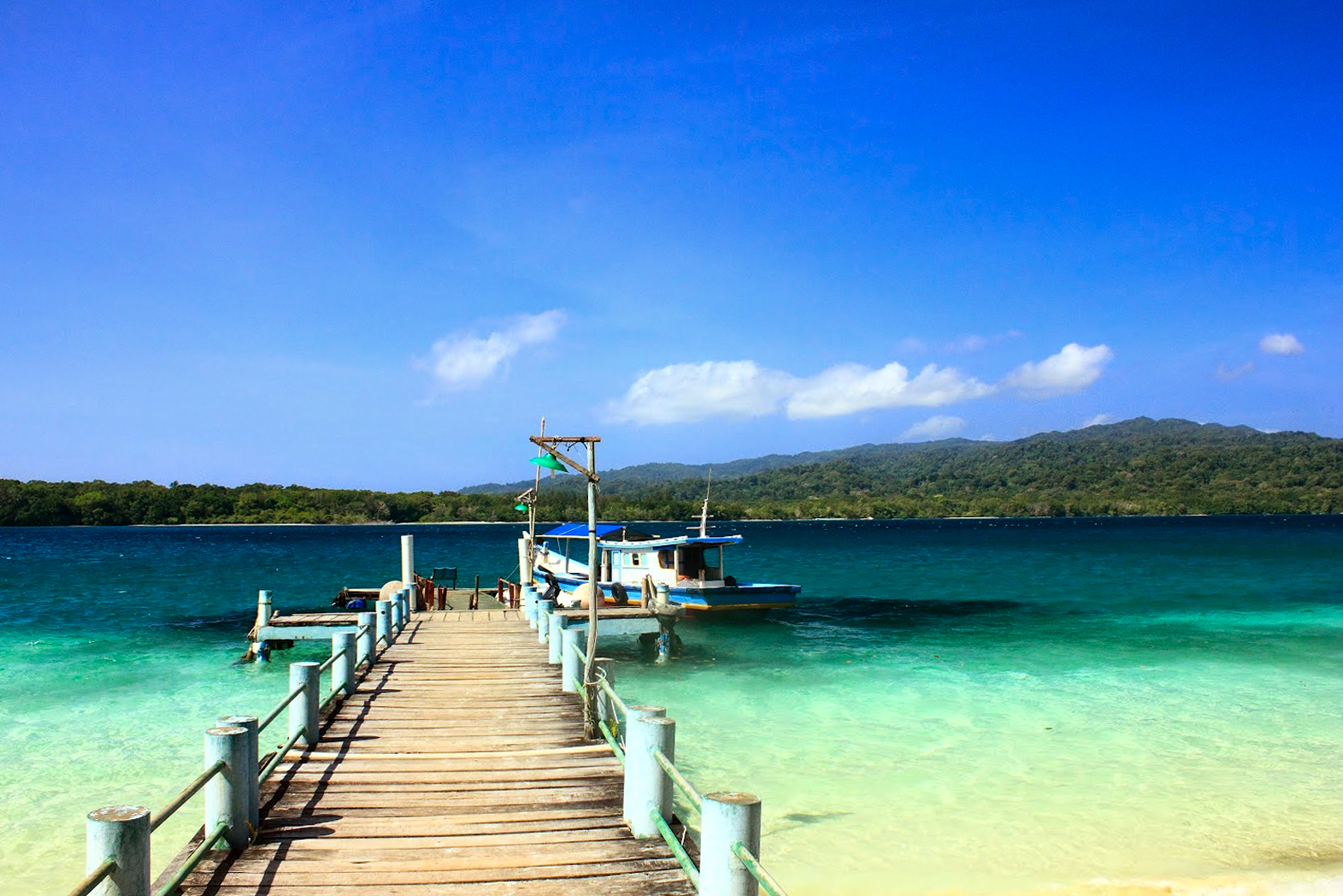 Wisata Pulau Peucang Banten Bantenwisata Umang Kab Pandeglang