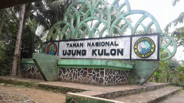 26 Taman Nasional Ujung Kulon Hut Kab Pandeglang