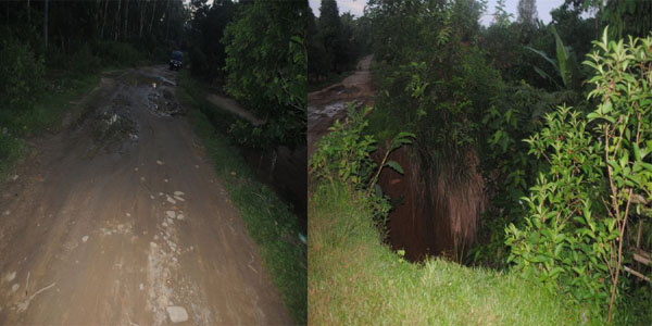 Desa Tetangga Taman Nasional Ujung Kulon Tak Terurus Okezone News