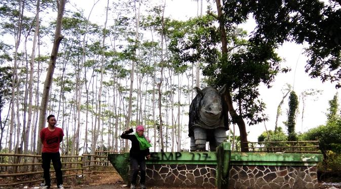 Mengubek Ubek Banten Festival Ujung Kulon Regional Liputan6 Pengunjung Taman