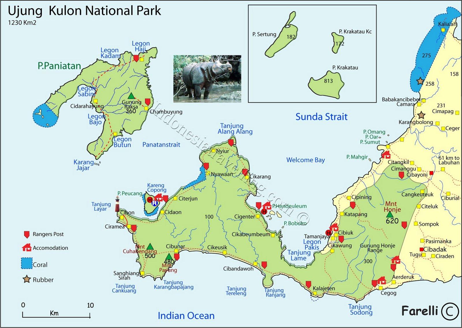 Ngaku Backpacker Mendadak Ujung Kulon Berdasarkan Itinerary Spot Taman Nasional