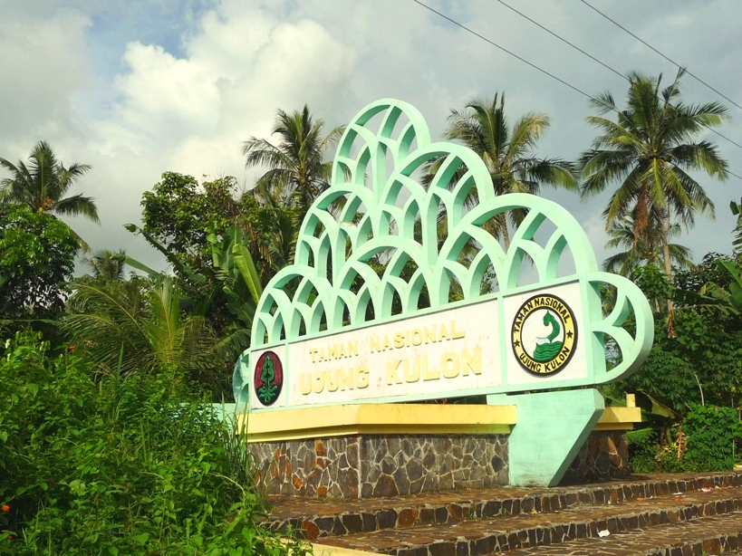 Perjalanan Ujung Kulon Proleevo Lokasi Taman Nasional Kab Pandeglang