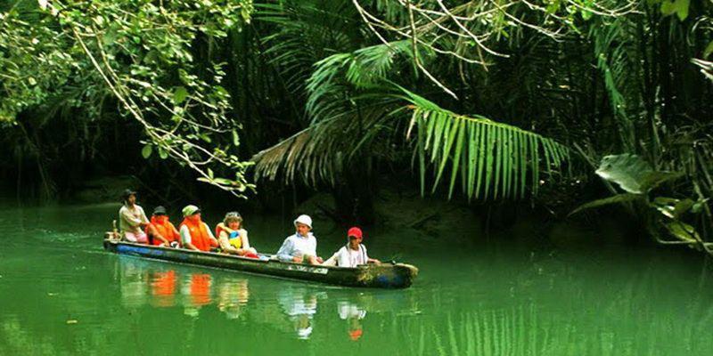 Semenanjung Ujung Kulon Wisata Balutan Pesona Wildlife Taman Paket Camping