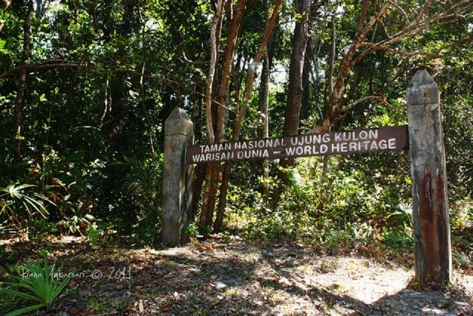 Taman Nasional Ujung Kulon Kab Pandeglang