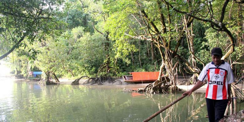 Wisata Tn Ujung Kulon Tak Bisa Sembarangan Kompas Sejumlah Pengunjung