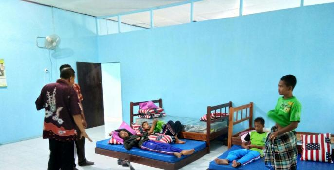 Dinas Sosial Kabupaten Pasuruan Beri Pembinaan 21 Anak Jalanan Puluhan