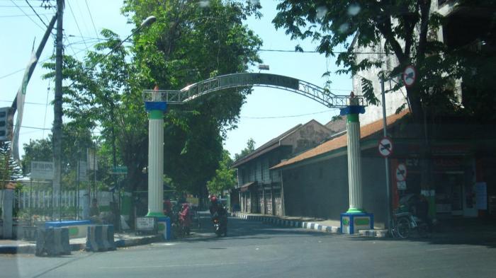 Kelurahan Kauman Bangil Pasuruan Kabupaten Alun Kab