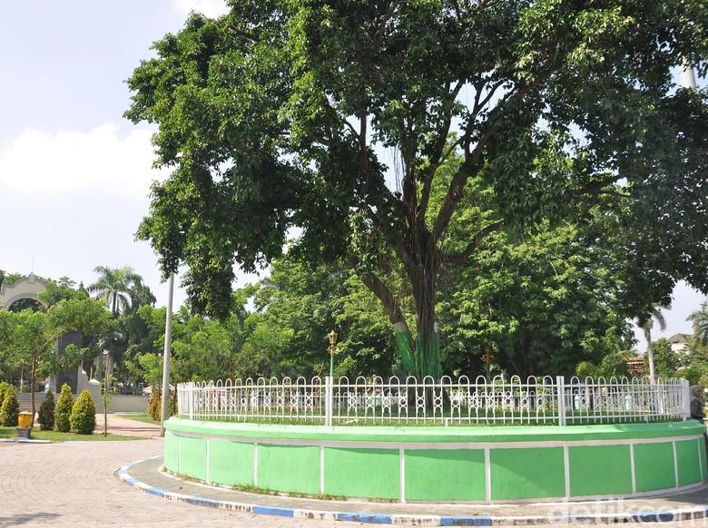 Kotor Kumuh Alun Kota Bangil Disulap Jadi Cantik Dulu Kab