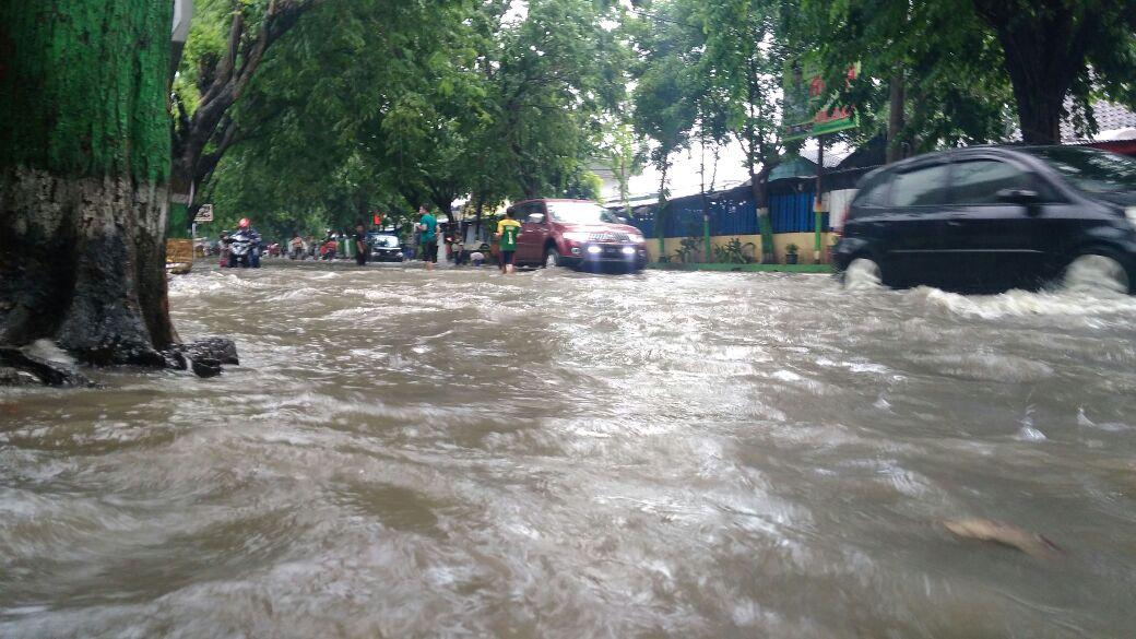 Wilayah Barat Pasuruan Terkepung Banjir Wartabromo Keterangan Penyebab Terbilang Jarang