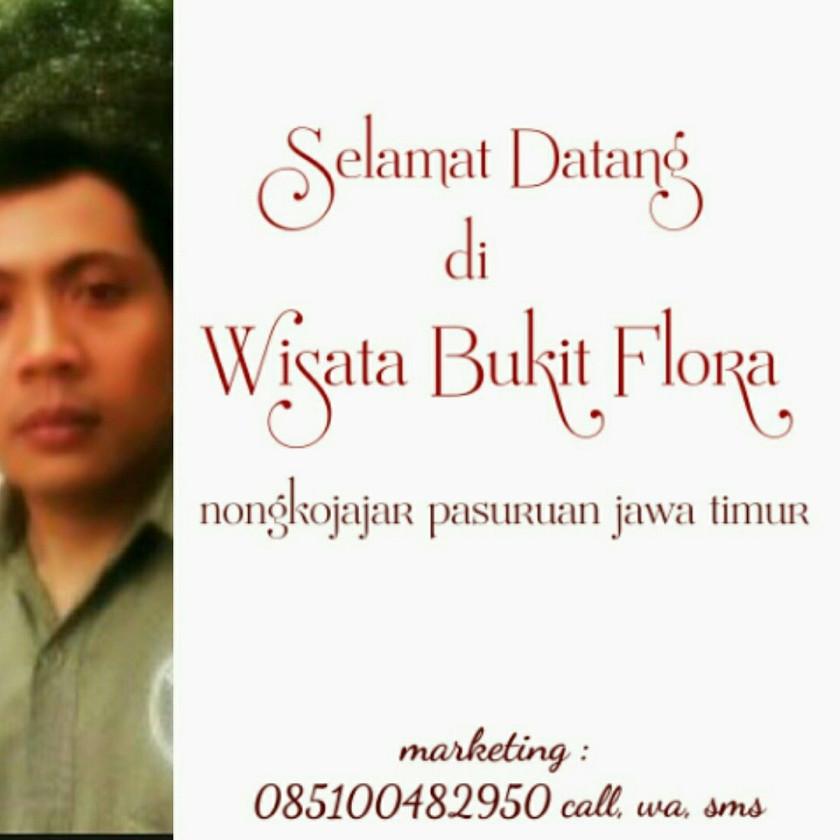 085100482950 Wisata Outbound Pasuruan Bukit Flora Marketing Harga Tiket Masuk