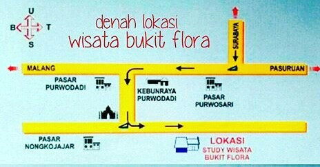 085100482950 Wisata Outbound Pasuruan Bukit Flora Marketing Terdapat Jenis Bunga
