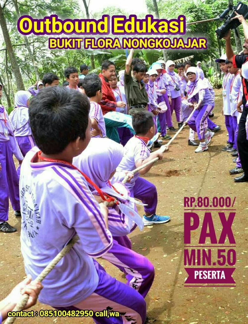 Harga Tiket Masuk Bukit Flora 085100482950 Paket Outbound Fasilitas Lain