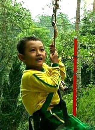 Outbound Edukasi Anak Tk Pasuruan Wisata Bukit Flora Nongkojajar Jawa