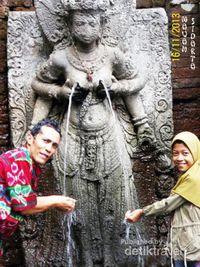Kisah Mitos Candi Sumber Tetek Pasuruan Jawa Timur Foto Lain
