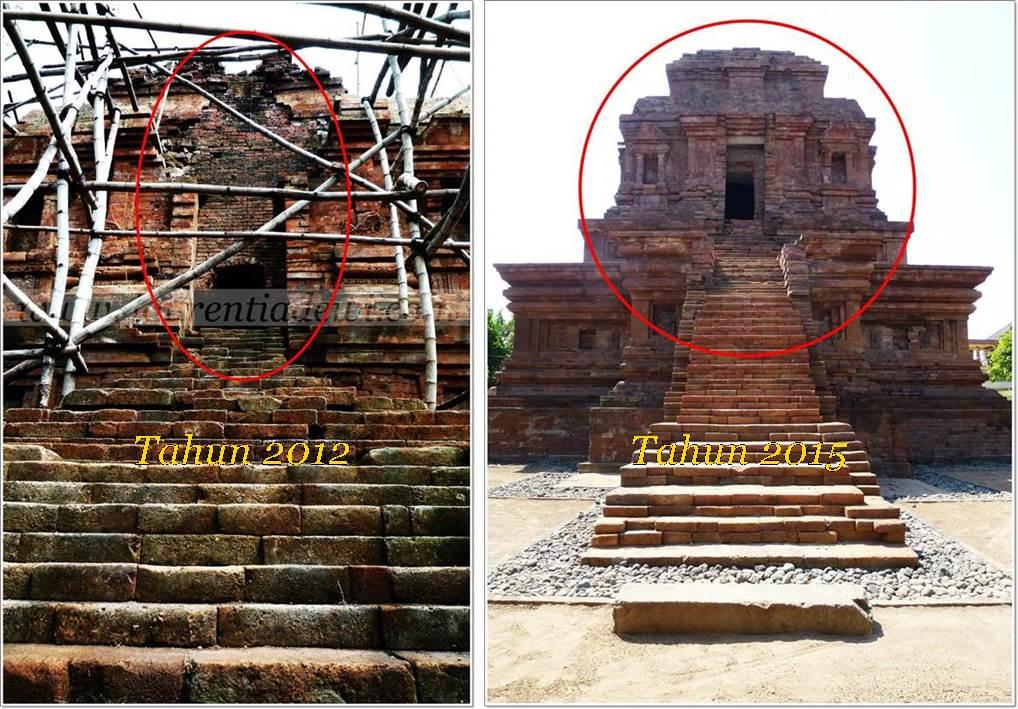 Candi Gunung Gangsir Kebon Pasuruan Versi 2015 P1330188 Copy Copya