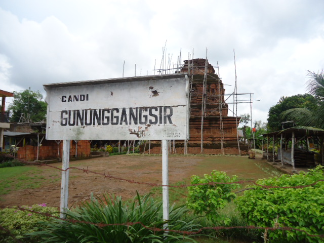 Candi Gunung Gangsir Milik Siapa Kab Pasuruan