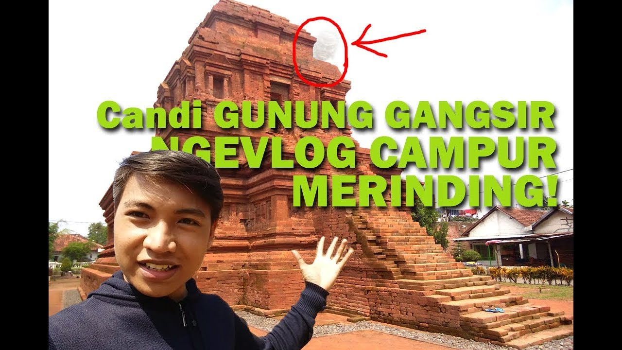 Candi Gunung Gangsir Mistis Youtube Kab Pasuruan