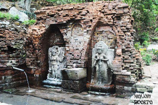 Kisah Mitos Candi Sumber Tetek Pasuruan Jawa Timur Wonosunyo Belahan