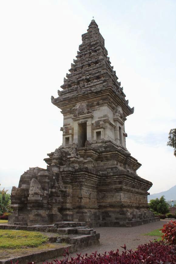 Pasuruan Punya Cerita Candi Jawi Gunung Gangsir Kab