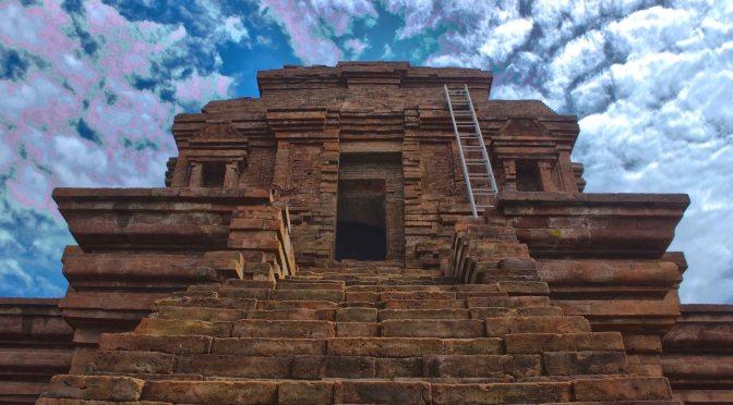 Sejarah Candi Gunung Gangsir Blog Museum Online Kabupaten Pasuruan Kab