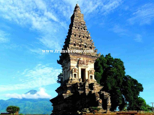 Wisata Pasuruan Jawa Timur Candi Kabupaten Menurut Gunung Gangsir Dibangun