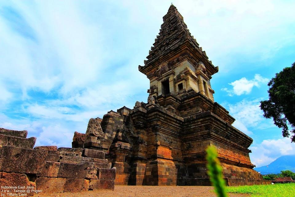 Candi Jawi Idsejarah Net Kab Pasuruan