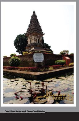 Candi Jawi Jajawa Temple Wacana Salah Satu Jawa Timur Tepatnya