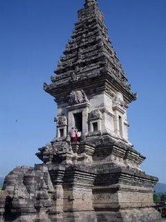 Candi Jawi Pasuruan Jawa Timur Budaya Kab