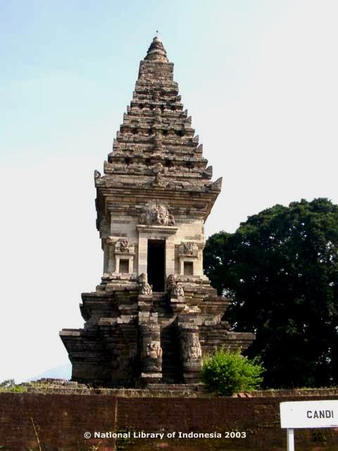 Candi Jawi Pasuruan Jawa Timur Kab