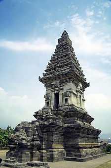 Jawi Temple Wikipedia Candi Prigen Pasuruan East Java Base Black