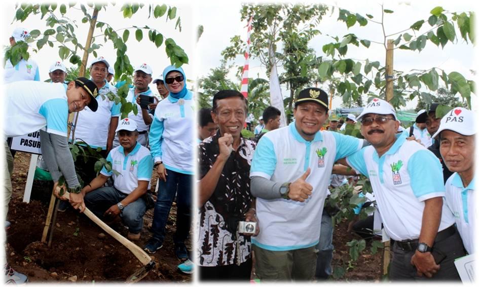 Kebun Raya Purwodadi Balai Konservasi Tumbuhan Lipi Bersama Pemerintah Daerah
