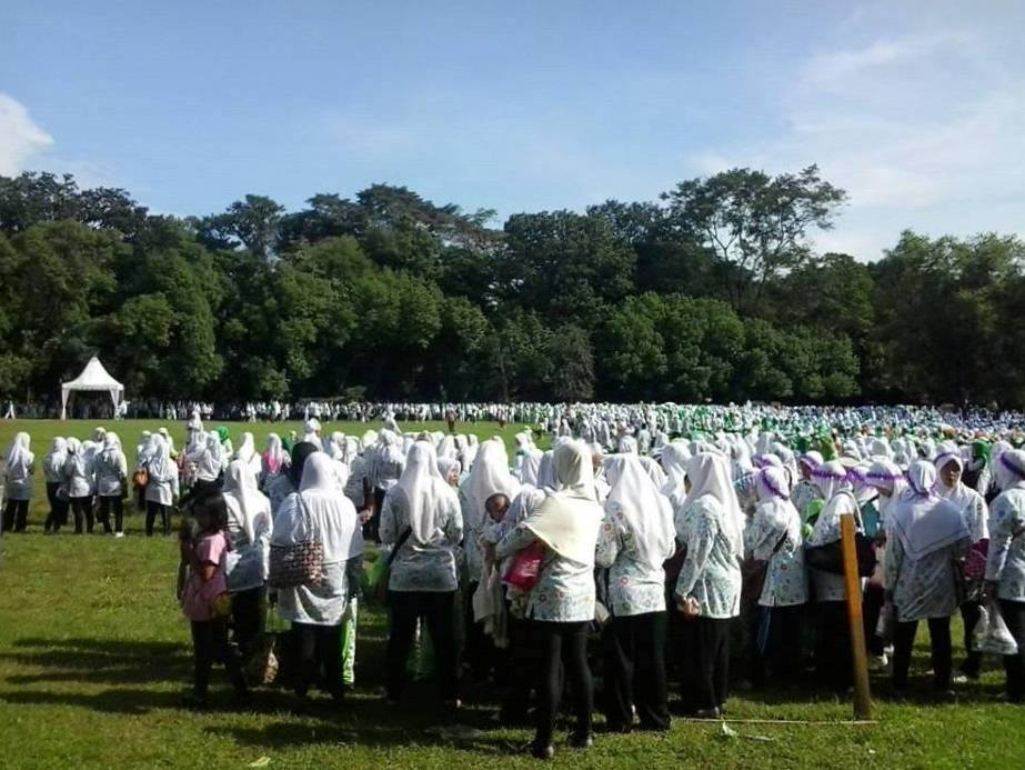Kebun Raya Purwodadi Kembali Dipercaya Oleh Masyarakat Kabupaten Pasuruan Sebagai