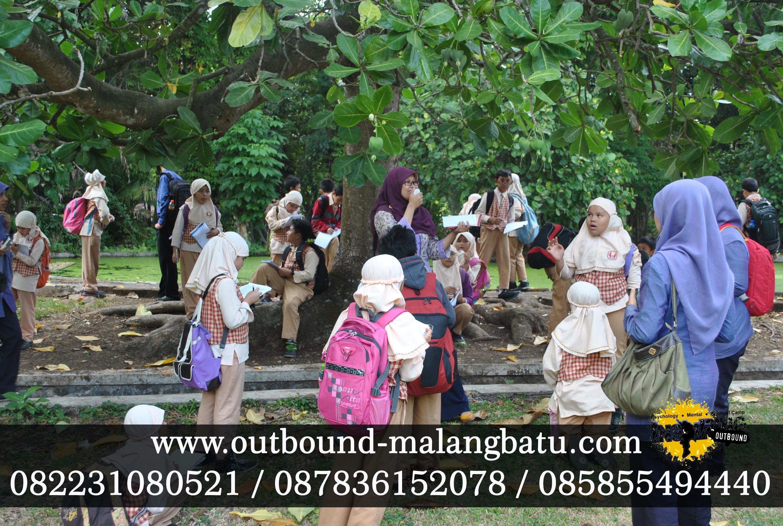 Kebun Raya Purwodadi Pasuruan Jawa Timur Outbound Malang Batu Lawang