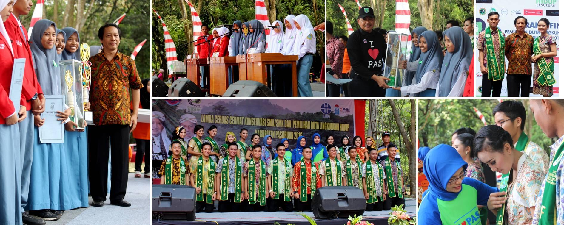 Kebun Raya Purwodadi Rangka Memperingati Hari Jadi Kabupaten Pasuruan 1087
