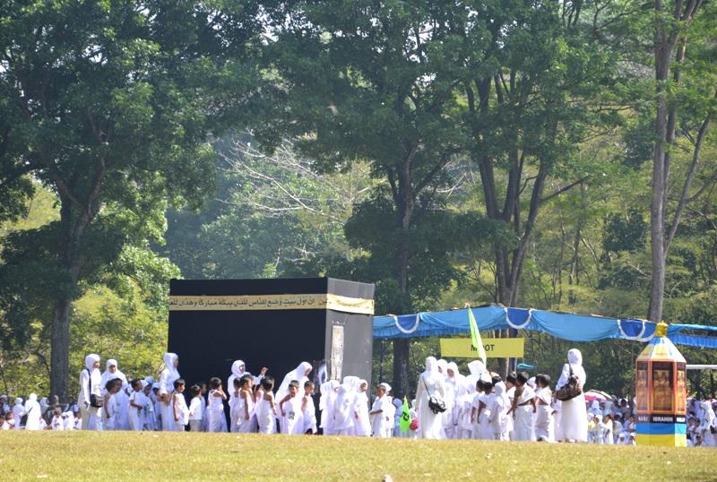Kebun Raya Purwodadi Setiap Menjadi Tempat Dipilih Oleh Muslimat Nu
