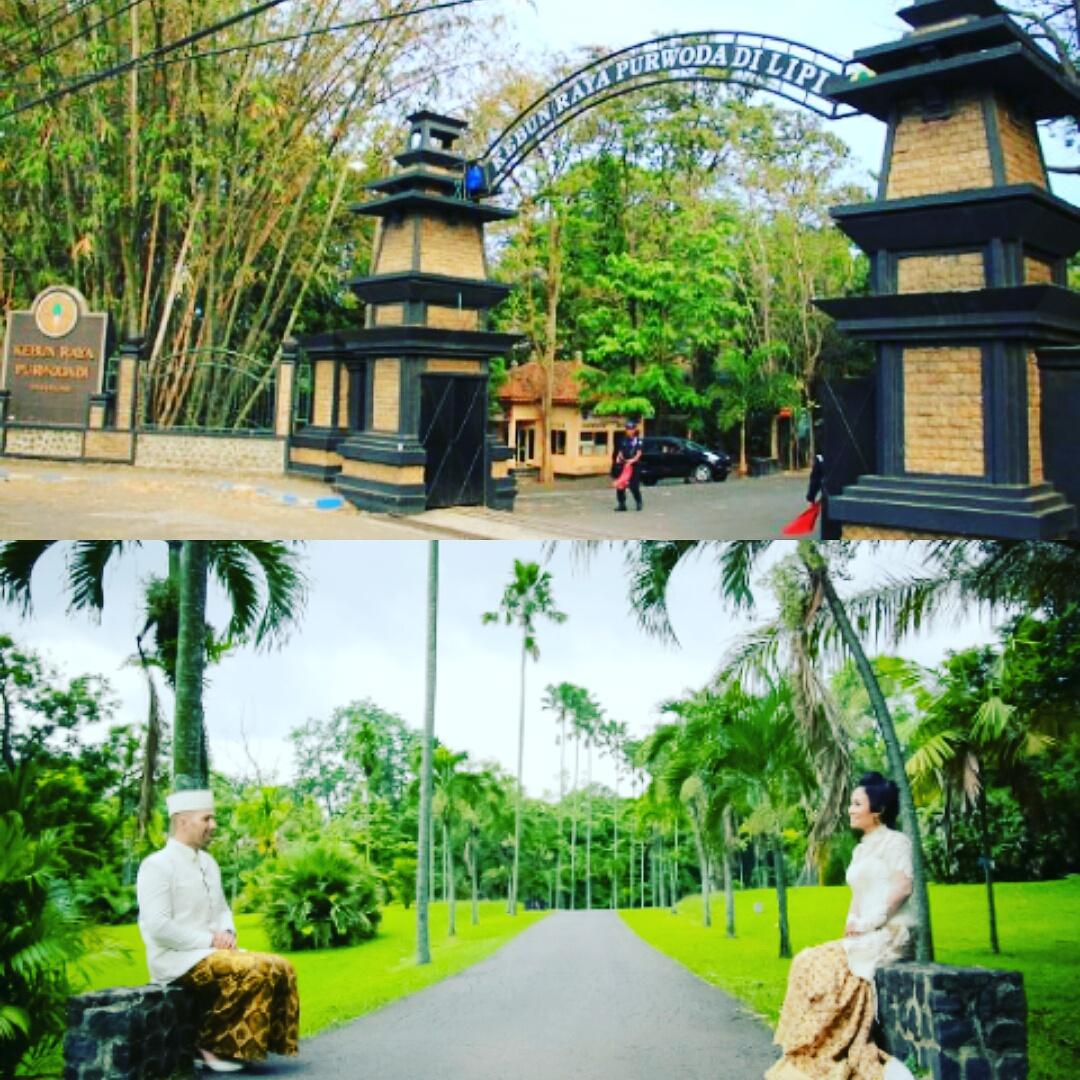 Nurstar Wisata 2016 Kebun Raya Purwodadi Pasuruan Kab