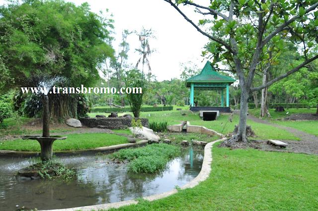 Wisata Pasuruan Jawa Timur Kebun Raya Purwodadi Kabupaten Foto 1